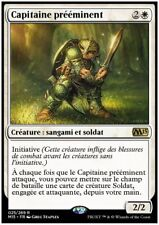 MTG - Capitaine prééminent X1 - Rare - Magic 2015 / M15 - VF FR NEUF