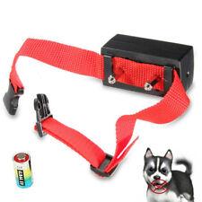 Collar Antiladridos Descarga Adiestramiento Perros Regulable Bark Stop Sonido BT