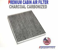 Premium CHARCOAL CARBON Cabin Air Filter for 2015 2016 2017 FORD EDGE