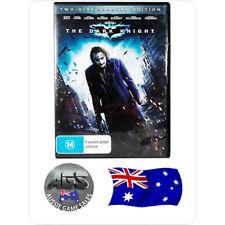The Dark Knight - (DVD) - Region 4 - Christian Bale, Heath Ledger