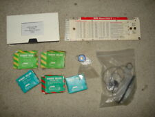 New listing Foley -Belsaw Company Vcr Color Bar Test Tape 30 minutes #6100004 plus Vcr Parts