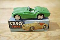 Corgi Triumph TR2 Sports Car Boxed No 301