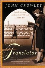 Translator by John Crowley (2003, Paperback) HH319