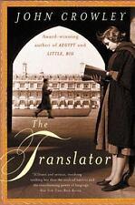 Translator by John Crowley (2003, Paperback) HH319