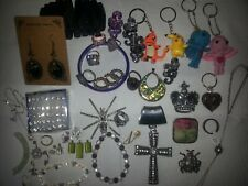 Mixed Lot for Craft Costume Jewellery Beads