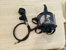 New listing OTS Blue Guardian Full Face Mask and Case