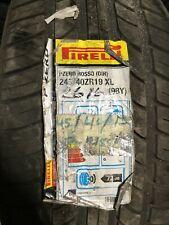 1 New 245 40 19 Pirelli P Zero Rosso Directional Tire