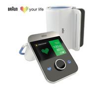 BRAUN ActivScan 9 Auto Blood Pressure Monitor Machine Upper Arm Heart Rate