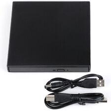 USB 2.0 Slim Externes Laufwerk CD & DVD Brenner FÜR Notebook PC Laptop?DE?