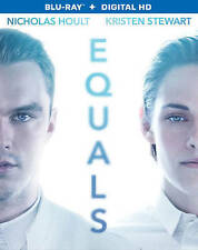 Equals (Blu-ray Disc, 2016) Kristen Stewart n hoult