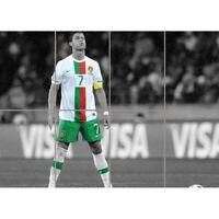 Cristiano Ronaldo Portugal Football Free Kick Giant Wall Print Poster Art