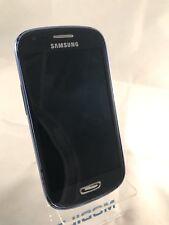 Faulty Samsung Galaxy S3 Mini GT-I8190 Blue (unlocked ) Smartphone