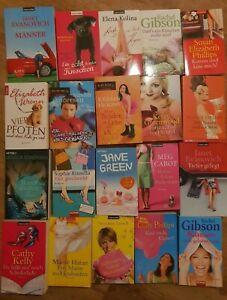 20 Frauenromane Paket Rachel Gibson  Carly Phillips Susan Elizabeth Phillips