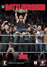 WWE: Battleground 2016 NEW R4 DVD