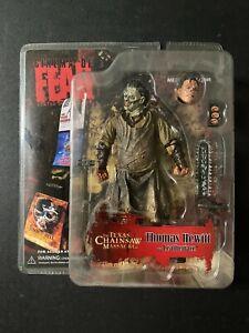 Mezco Cinema Of Fear Series 3 Texas Chainsaw Massacre Thomas Hewitt Leatherface
