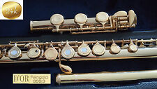 Flûte Traversière or konzertflöte 999 Traversiere Oro B-FOOD