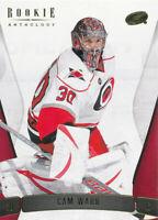 2011-12 Panini Cam Ward Rookie Anthology Carolina Hurricanes Hockey Card #91