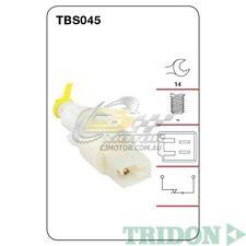 TRIDON STOP LIGHT SWITCH FOR Fiat Punto 01/95-01/99 1.2L(176B4) SOHC 8V(Petrol)