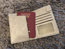 Reisepass Schutzhülle - Ausweis Hülle - Passport Cover - Case - Made in Thailand