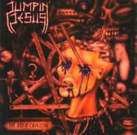 JUMPIN' JESUS - THE ART OF CRUCIFYING (1991) Death Metal CD Jewel Case+FREE GIFT