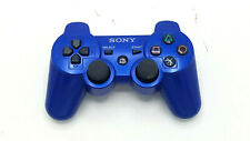 Sony PlayStation 3 PS3 OEM Original Blue Wireless Controller CECHZC2U Dualshock