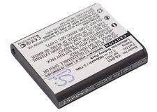BATTERIA agli ioni di litio per Sony Cyber-Shot DSC-W230 / B Cyber-shot DSC-H10 Cyber-shot DSC -