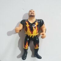 WWF/WWE Bam Bam Bigelow Vintage Hasbro Action Figure 1994 Series 8