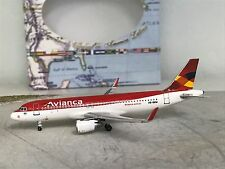 AERO CLASSICS 1:400 Airbus A320 Avianca Brasil PR-ONW (sharklets)