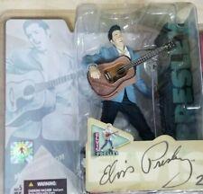 """Mcfarlane Toys 6"""" Elvis Presley 2 Free Gift"""