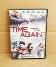 Time Again (Dvd, 2012) Sci-Fi Film Scott F. Evans John T. Woods Angela Rachelle