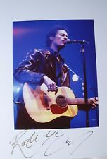 Hand signed photo of Eagle Eye Cherry 10.4 x 8 inches mounted, by Mel Longhurst