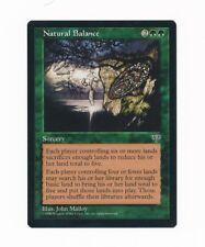 MTG Magic the Gathering Natural Balance Signed Artist Proof John Malloy NM