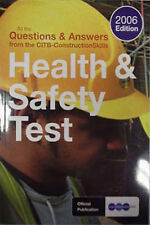Health and Safety Test Book, C.I.T.B., Used; Very Good Book