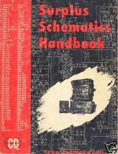 Surplus Schematics Handbook * CDROM * PDF * KE3GK