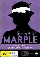 Agatha Christie's Miss Marple : Season 6 (DVD, 2014, 3-Disc Set) (D117)