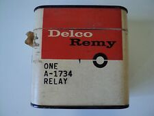 NOS Delco Remy Horn Relay 46-55 Dodge Plymouth Chrysler A-1734 54 53 52 51 50 49