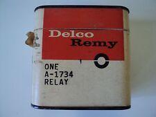 NOS Delco Remy Horn Relay 46-55 Dodge Plymouth Chrysler A-1734 54 53 52 51 50 49