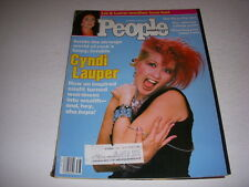 Vintage PEOPLE Magazine, September 17, 1984, CYNDI LAUPER Cover, DUDLEY MOORE!