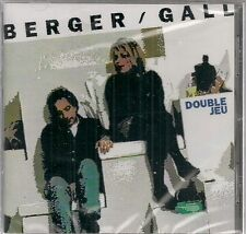 "CD ""France GALL Michel BERGER "" double jeu  NEUF SOUS BLISTER"