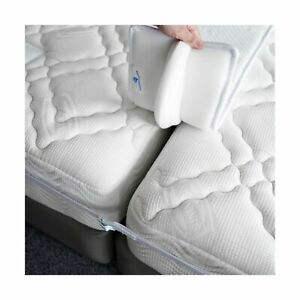 FeelAtHome Bed Bridge +Twin Bed Connector Set #Z3B12