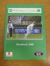 2008 Grillo: Wilshire Cricket-manual. si el artículo ha toda falla que Shou