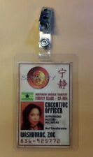 Serenity/Firefly Id Badge - Executive Officer Zoe Washburne