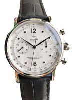 Sugess Seagull St1908 Chronograph Moon-Phase Mechanical Watch 1963 venus 175