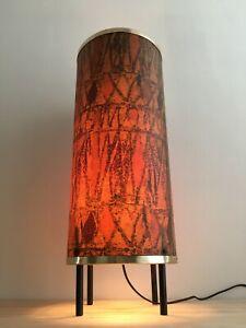 Vintage 1950s/60s Tibor Reich Fibreglass Fiberglass Floor Lamp Arnold Designs(?)