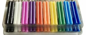 Chime Spell Candles, Set of 40 (4 of Each Color)