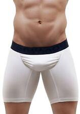 Mens Underwear Ergowear FEEL XV Midcut BoxerShort Longer Leg Roomy Pouch Trunk