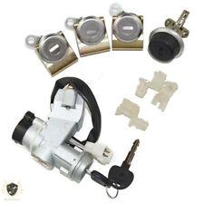 Suzuki SJ410 SJ413 Samurai Ignition Switch Steering Door Glove Box Lock Set S2u