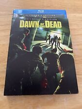 Dawn Of The Dead Blu-Ray Collectors Edition W/ Slipcover
