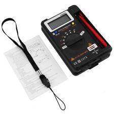 LCD Numérique Auto Multimètre AC/DC Voltmètre Volt Ohm Mètre Tester Capacimètre