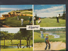 Sports Postcard - Golf - Golf Courses, Algarve, Portugal  T1376